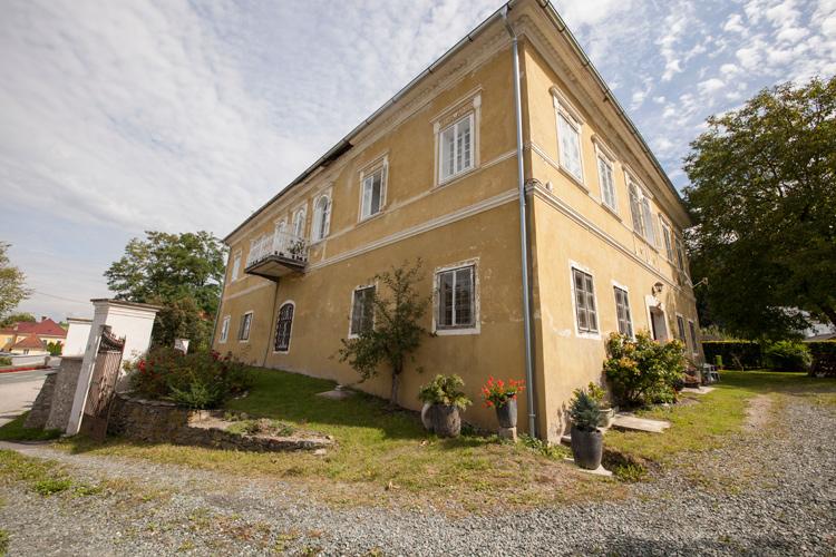 Haus schmidhofer alternative lebensr ume for Haus alternative