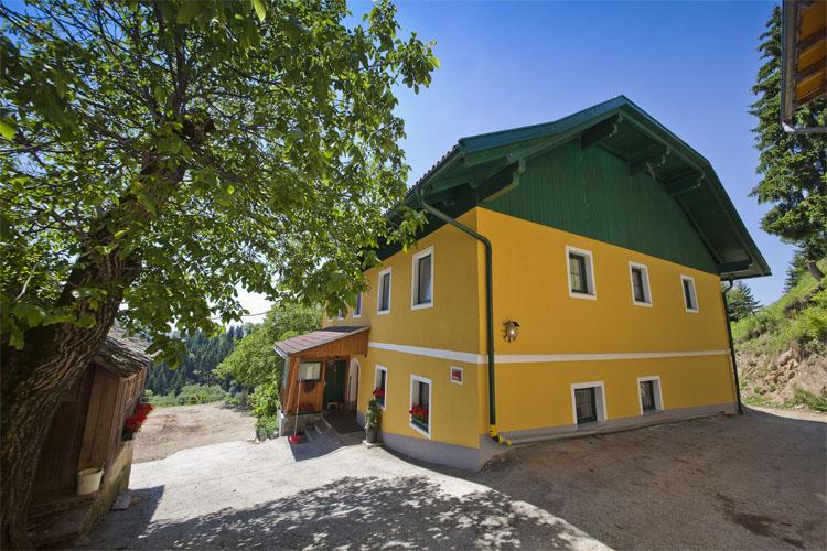 Haus krenn alternative lebensr ume for Haus alternative